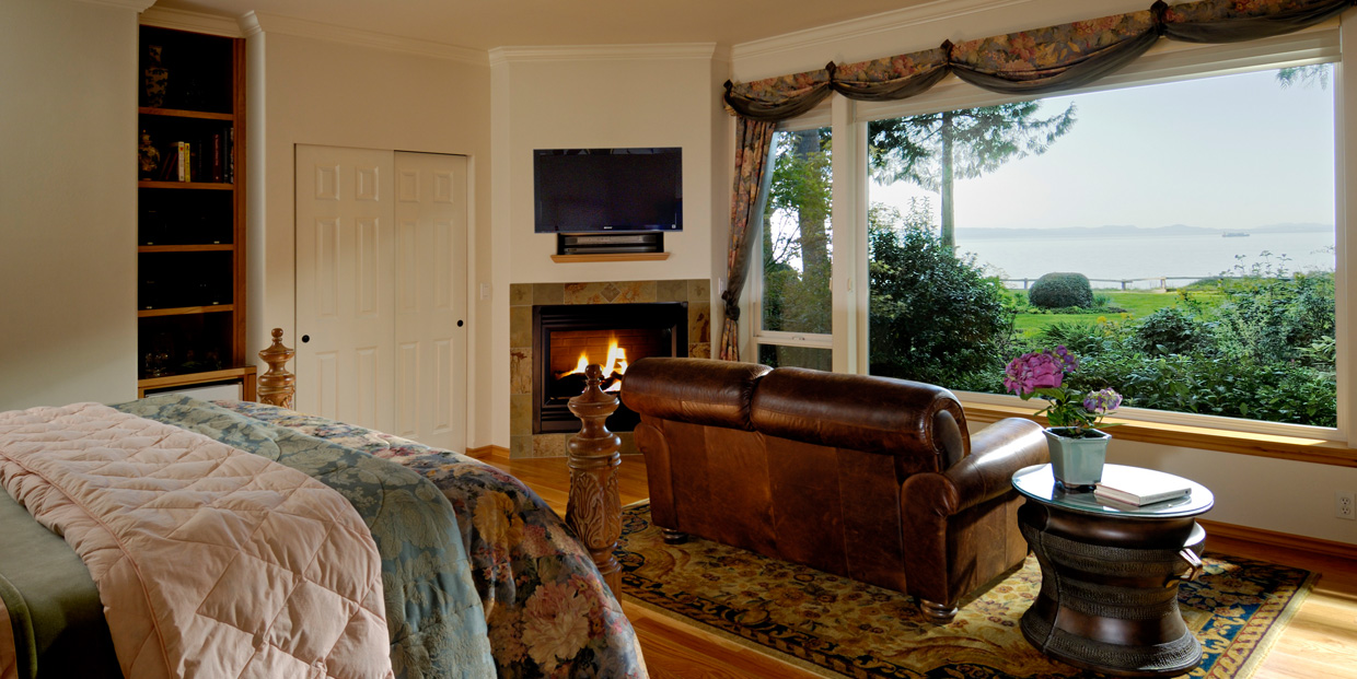 Colette's Bed & Breakfast / Port Angeles, Washington / Olympic Peninsula