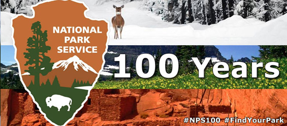 America's National Park Service Celebrates Its 100-Year Anniversary