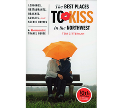 Cover, The Best Places to Kiss in the Northwest