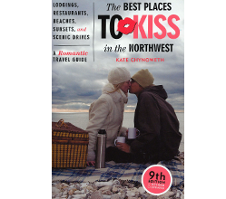 Magazine Cover, The Best Places to Kiss in the Northwest