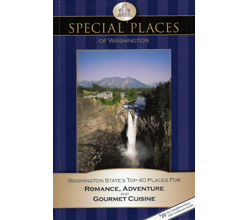 Cover, Special Places of Washington